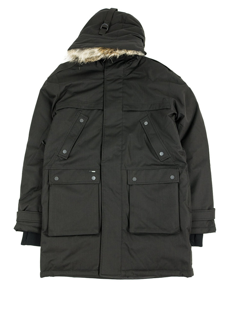 Nobis - Yatesy - Long Parka - Black - Northern Fells