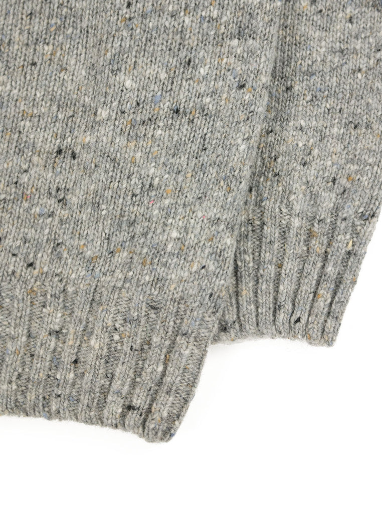 Northern Fells - Donegal Sweater - Greese Silver - Northern Fells