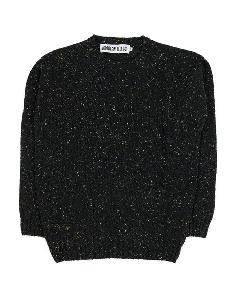 Northern Fells - Donegal Sweater - Sheelin Black - Northern Fells