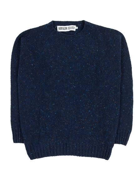 Northern Fells - Donegal Sweater - Sheridan Navy - Northern Fells