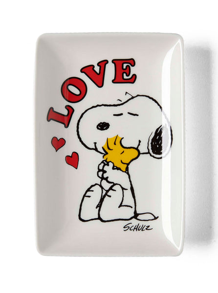 PEANUTS - TRINKET TRAY - LOVE