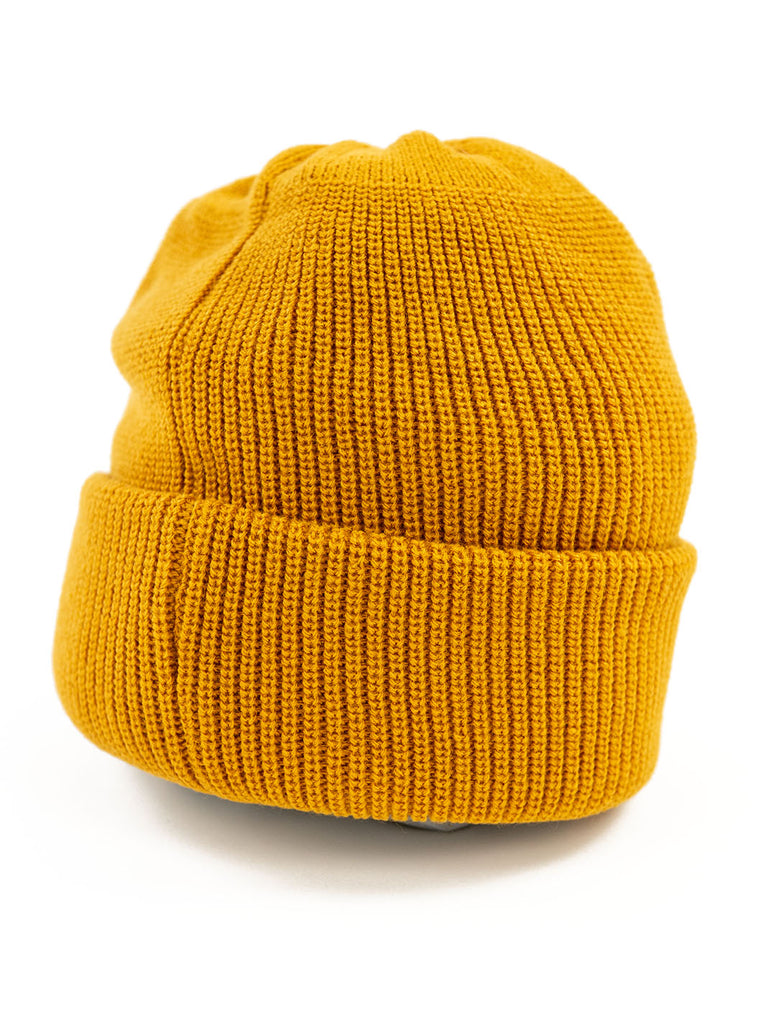ROTOTO R5016 Bilky Watch Cap Yellow The Northern Fells Clothing Company up