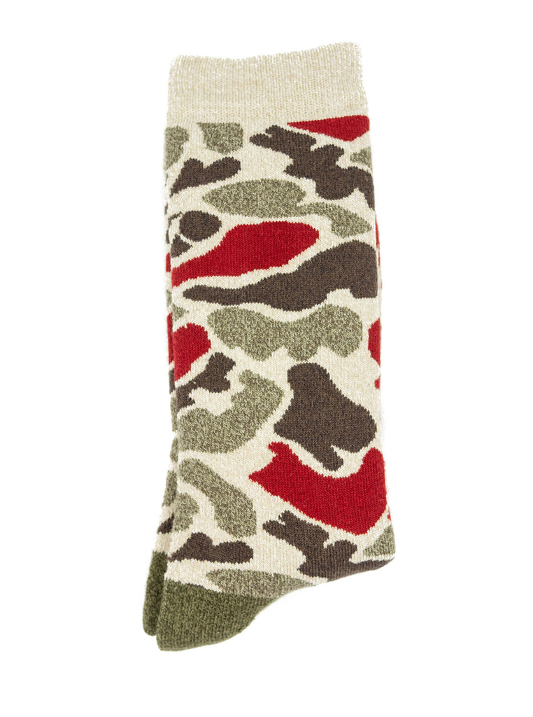 RoToTo Camo Red R1032 The Northern Fells Clothing Company Flat