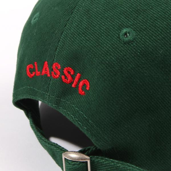 St. Moritz Supersoft - Classic Baseball Cap - Forest Green - Northern Fells