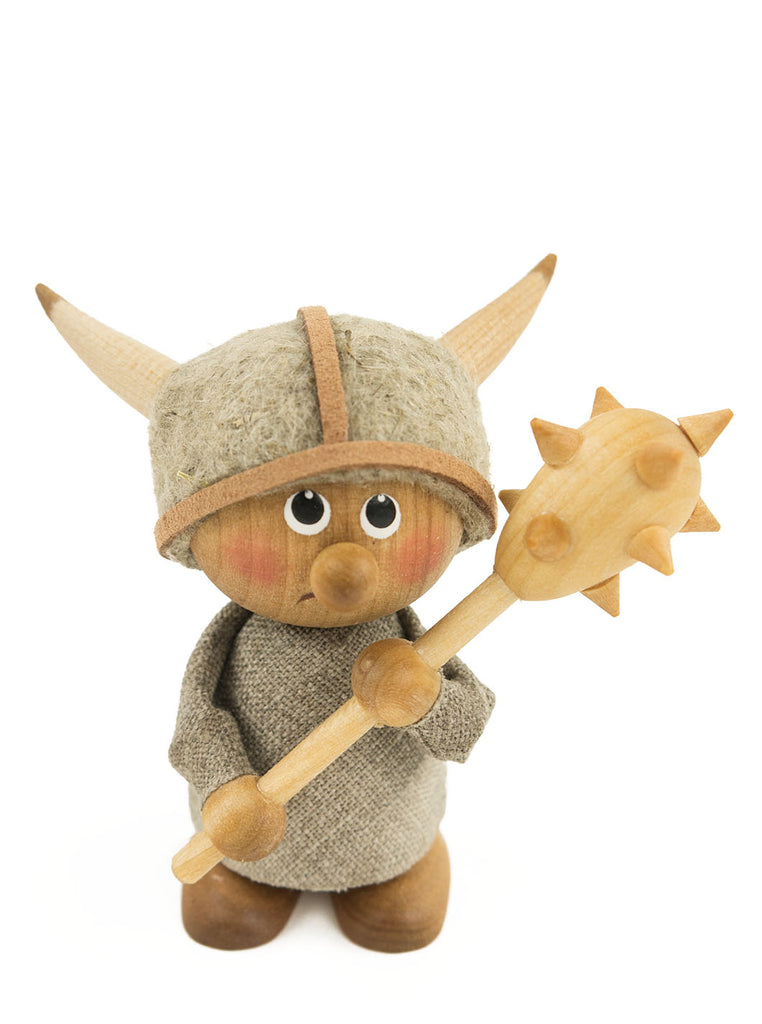 Skandinavisk Hemslöjd - Viking Boy - Wooden Figure - Northern Fells