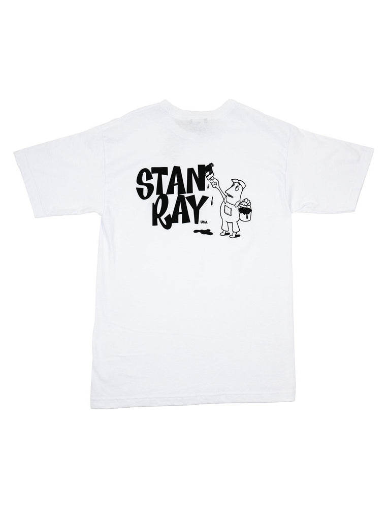Stan Ray - 0011 - Painter T-Shirt - White - Northern Fells