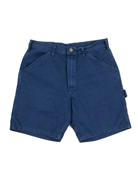 Stan Ray 3700 80's Painter Short Indigo The Northern Fells Clothing Company Full