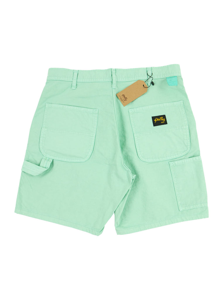 Stan Ray 3700 80's Painter Short Spearmint The Northern Fells Clothing Company Back