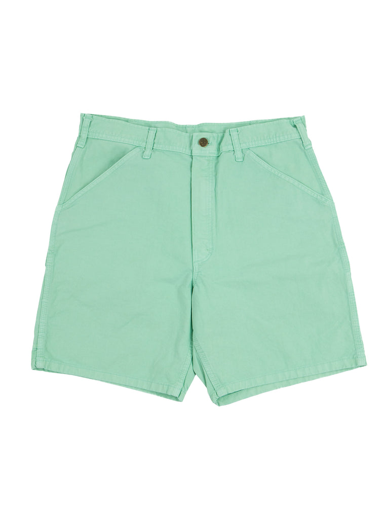 Stan Ray 3700 80's Painter Short Spearmint The Northern Fells Clothing Company Full