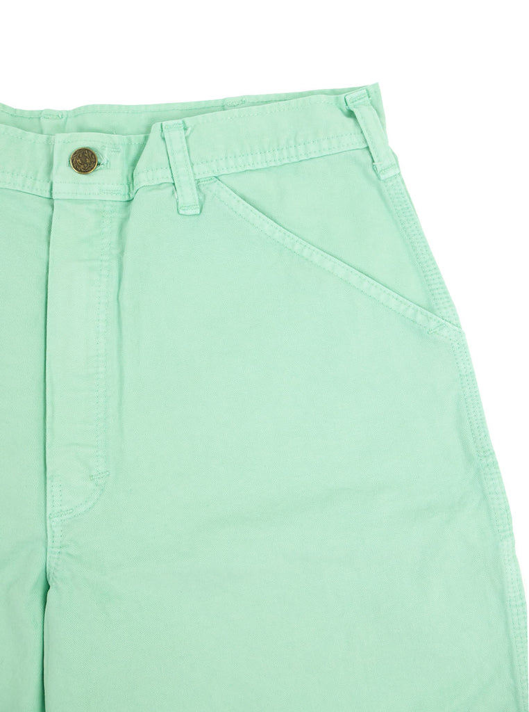 Stan Ray 3700 80's Painter Short Spearmint The Northern Fells Clothing Company Pocket