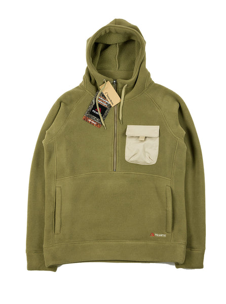 Teton Bros Chill Out Anorak Khaki The Northern Fells Clothing Company Full