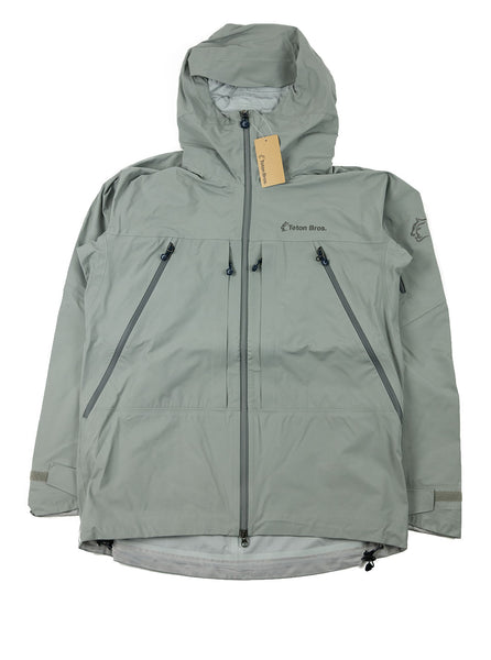 Teton Bros TB3 Jacket Grey The Northern Fells Clothing Company Full
