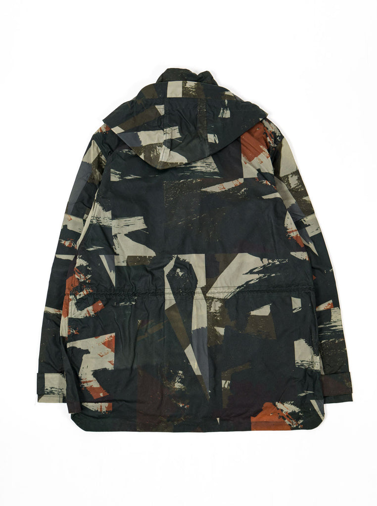 "alt=""The-Workers-Club-Abstract-Camo-Shell-Ltd-Edition-Jacket-Multi-back"""