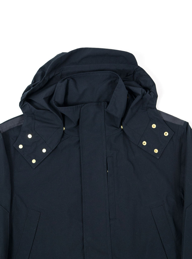 The Workers Club - Shell Jacket - Navy - Northern Fells