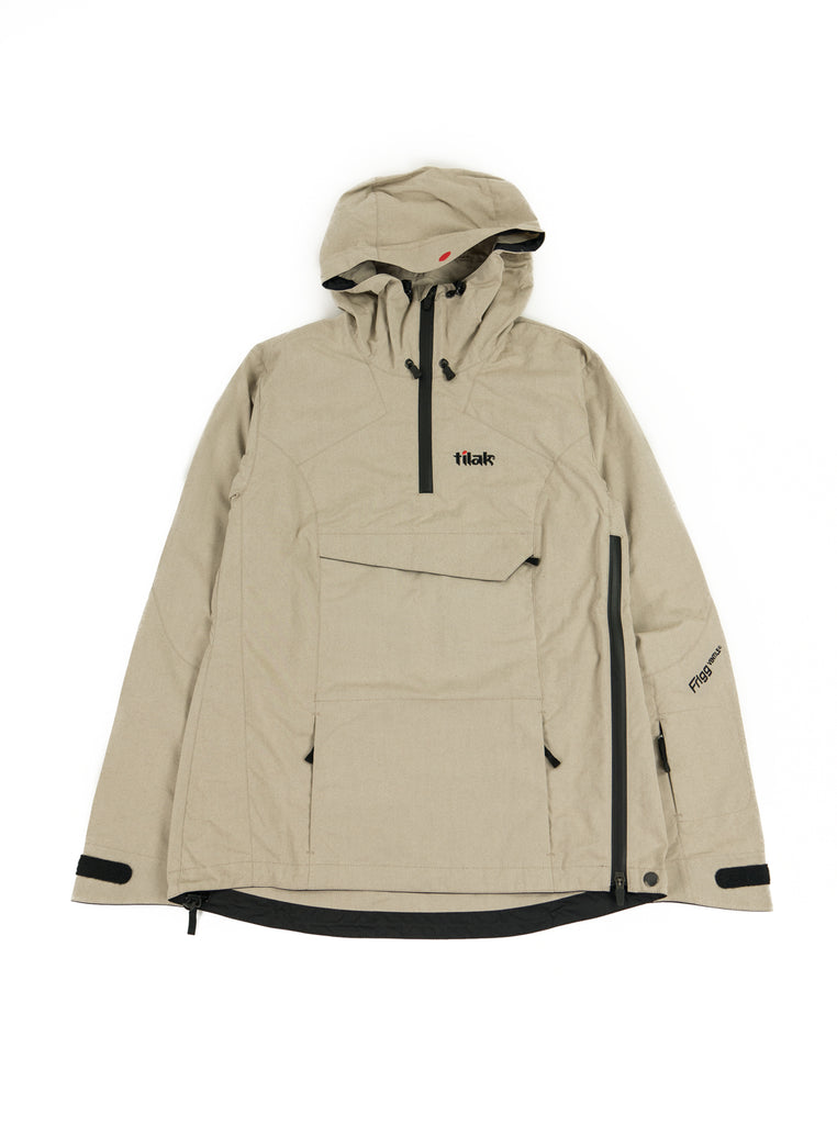 Tilak - Frigg Womens Ventile Jacket - Natural - Northern Fells