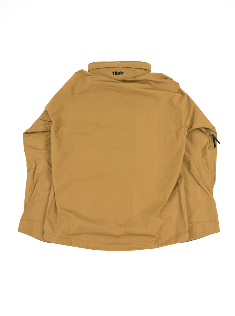 Tilak Loke Cinnamon Ventile The Northern Fells Clothing Company Back