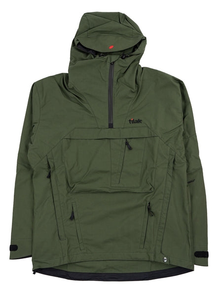 Tilak Odin Olive Ventile The Northern Fells Clothing Company Full