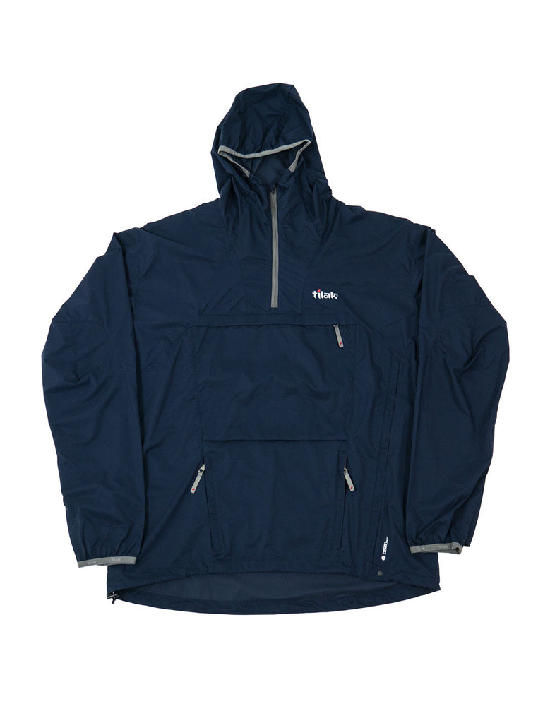 Tilak - EU Exclusive Stockist - Odin Light Hooded Pertex Jacket - Navy - Northern Fells