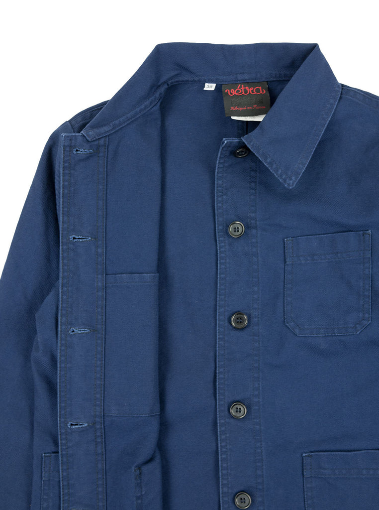 Vetra 1C55/4F Work Jacket Womens Navy The Northern Fells Clothing Company Inner