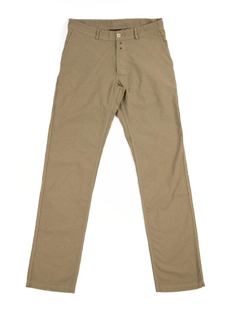 Vetra - Cotton Trousers - Beige - Northern Fells