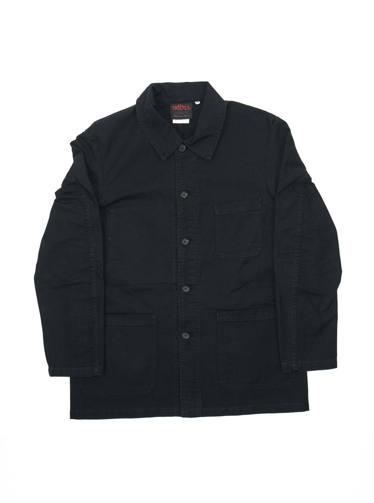 Vetra No4 Work Jacket French Chore Made in France The Northern Fells Clothing Company Front