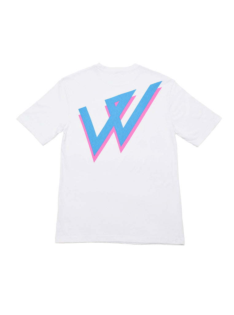 Wayward Snake Vision White The Northern Fells Clothing Company Back