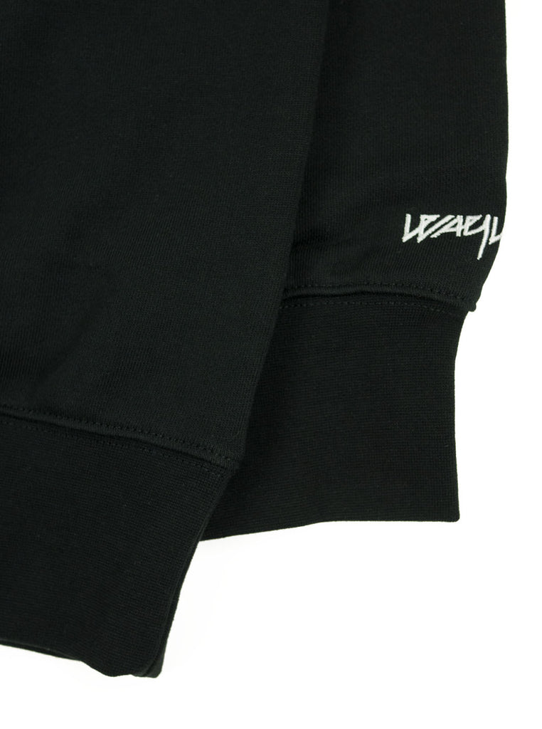 Wayward - Tony Crew Sweatshirt - Black - Northern Fells