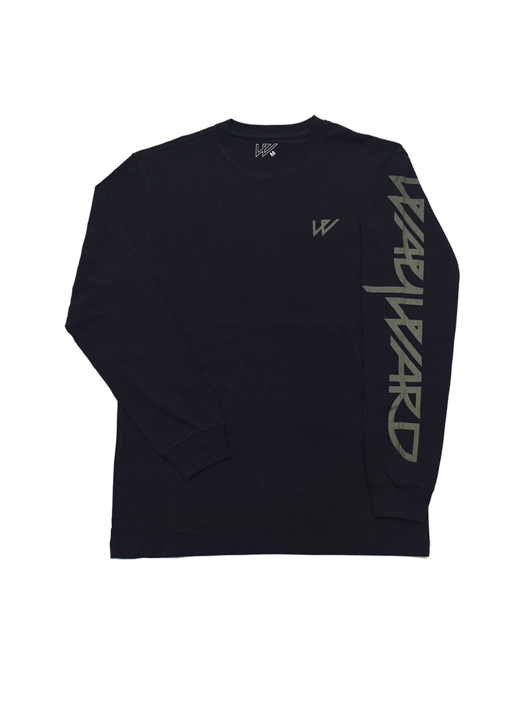 Wayward - Armacy L/S T-Shirt - Black - Northern Fells