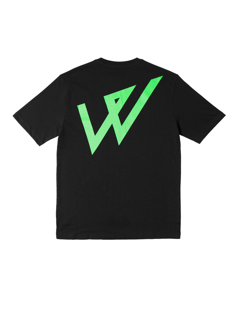 Wayward - Lowgo Fluro T-Shirt - Black - Northern Fells