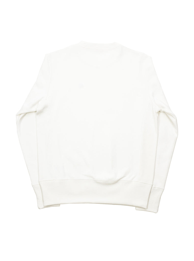 Champion - Reverse Weave Crewneck Sweatshirt - White - Northern Fells