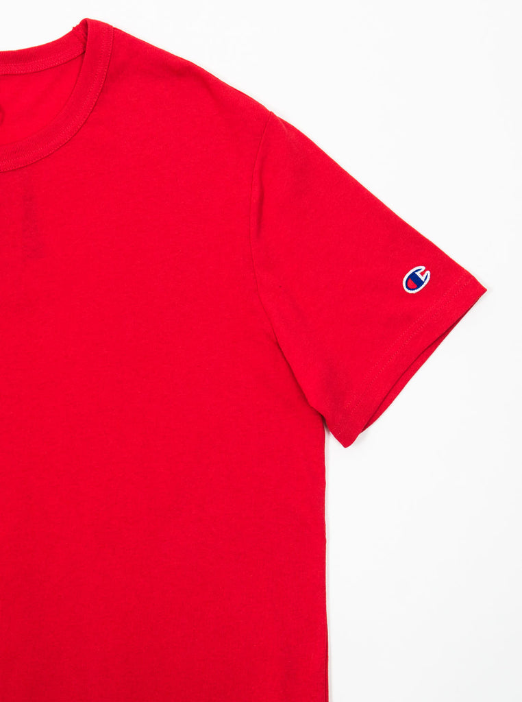 Champion - Reverse Weave Classic T-Shirt - Red - Northern Fells