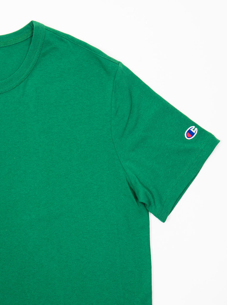 Champion - Reverse Weave Classic T-Shirt - Green - Northern Fells