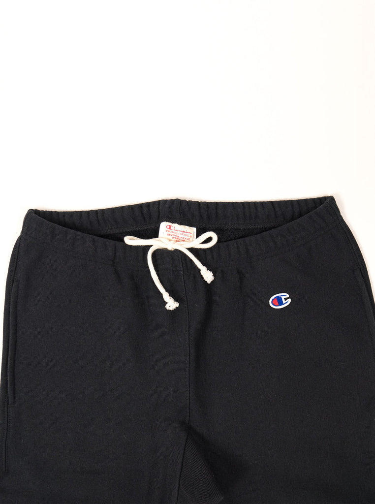 Champion - Reverse Weave Sweatpants - Black - Northern Fells