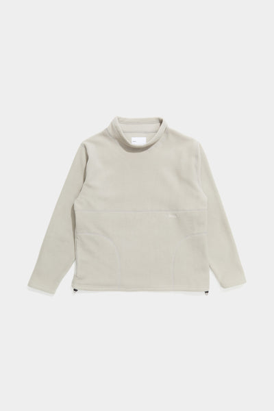 Adsum - Flop Neck Fleece - Beige - Northern Fells