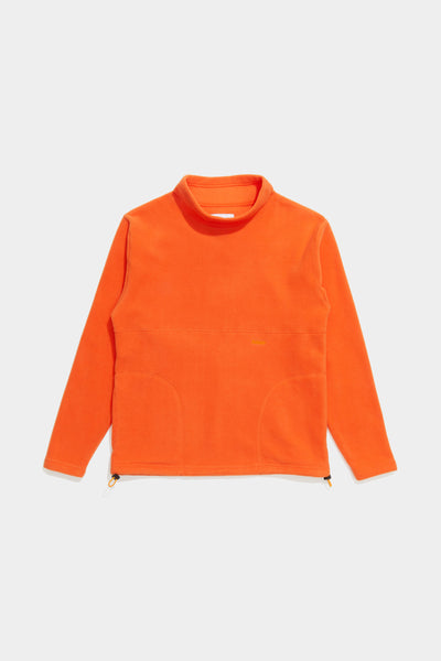 Adsum - Flop Neck Fleece - Orange - Northern Fells