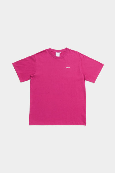 Adsum - Core Logo T-Shirt - Magenta - Northern Fells