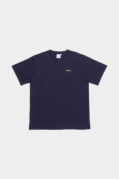 Adsum - Core Logo T-Shirt - Navy - Northern Fells