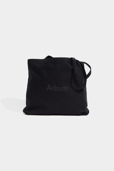 Adsum - Heavy Weight Tote Bag - Black - Northern Fells