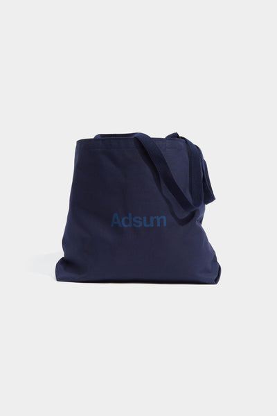 Adsum - Heavy Weight Tote Bag - Navy
