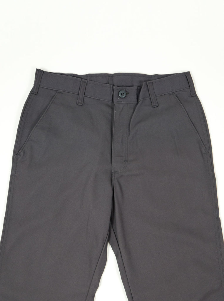 Stan Ray - Regular Sanfornized Chino Pant 8.5oz - Charcoal Twill - Northern Fells