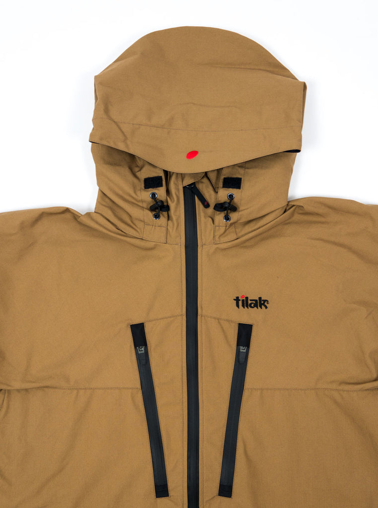 "alt""=tilak-loke-ventile-jacket-cinnamon-made-in-czech-rep-The-Northern-Fells-Clothing-Company-hood"""