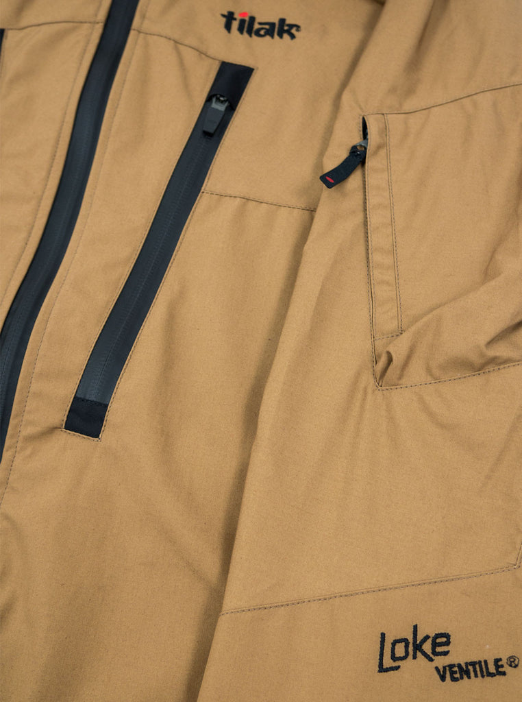"alt""=tilak-loke-ventile-jacket-cinnamon-made-in-czech-rep-The-Northern-Fells-Clothing-Company-sleeve"""