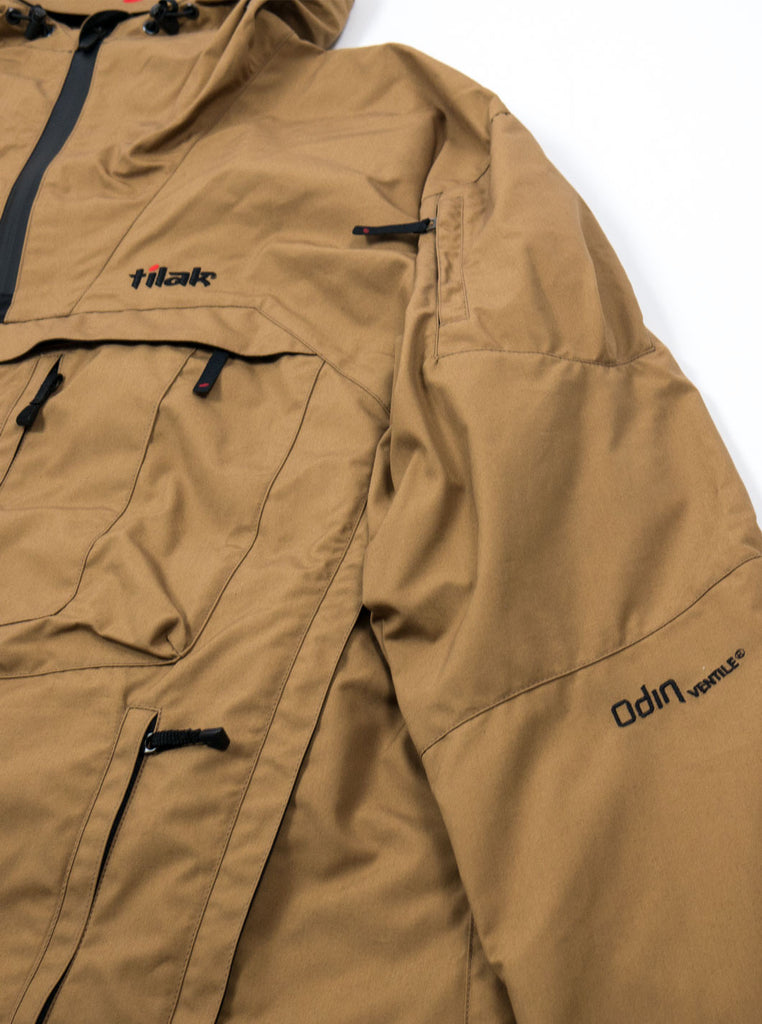Tilak - Odin Ventile Jacket - Cinnamon - Northern Fells