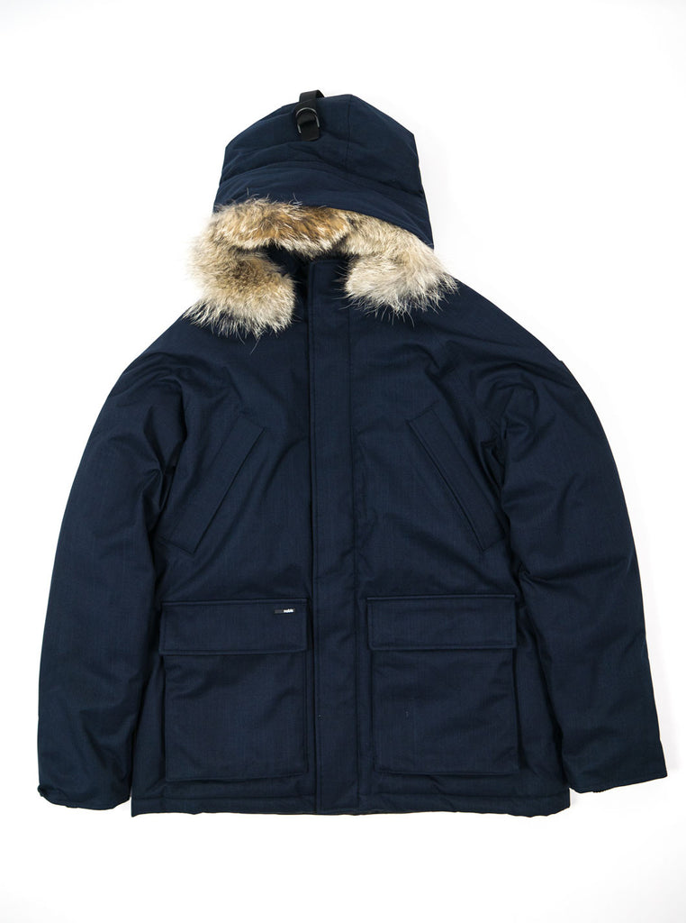 Nobis - Heritage - Parka - Navy - Northern Fells