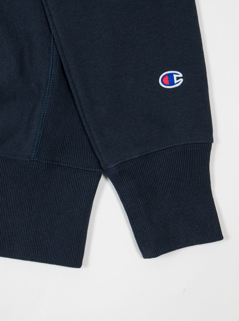 Champion - Reverse Weave Crewneck Sweatshirt - Navy - Northern Fells