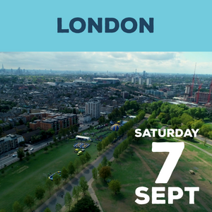 London North - Sat 7th September 2019