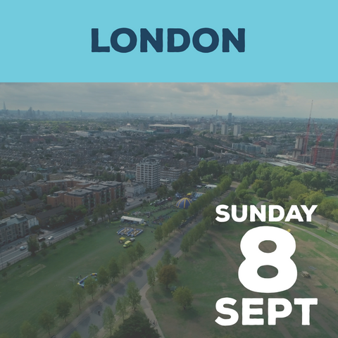 London North - Sun 8th September 2019