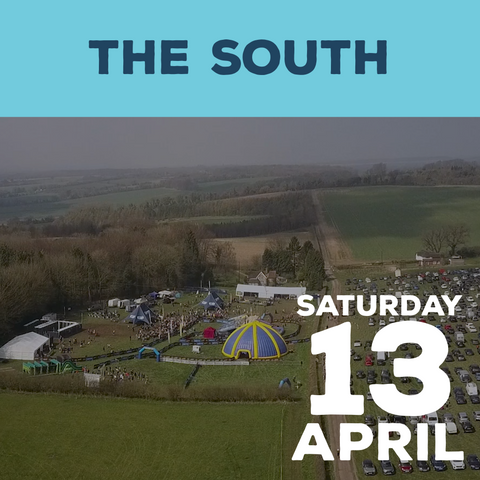 The South - Sat 13th April 2019