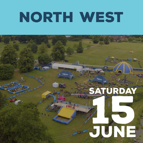 North West - Sat 15th June 2019