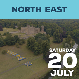 North East - Sat 20th July 2019